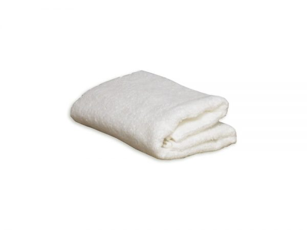 Executive Hand Towel (White)