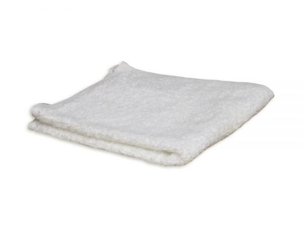 Deluxe Face Towel (White)