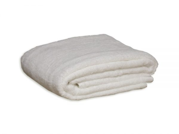 Executive Bath Sheet Large (White)