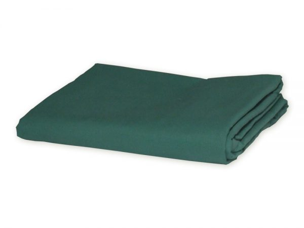 Single Flat Sheet (Dark Green)