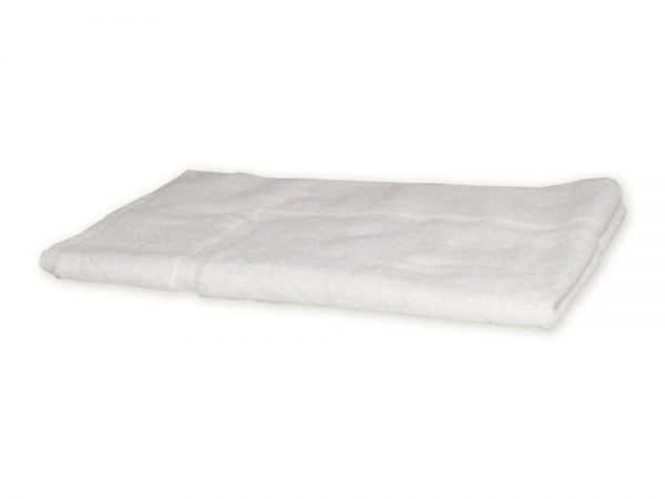 Deluxe Bath Mat (White)