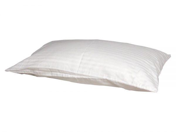 Stripe Pillow Case (White)