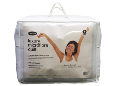 Pinnacle Microfibre Quilt – Queen