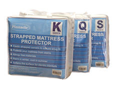 Strapped Mattress Protector