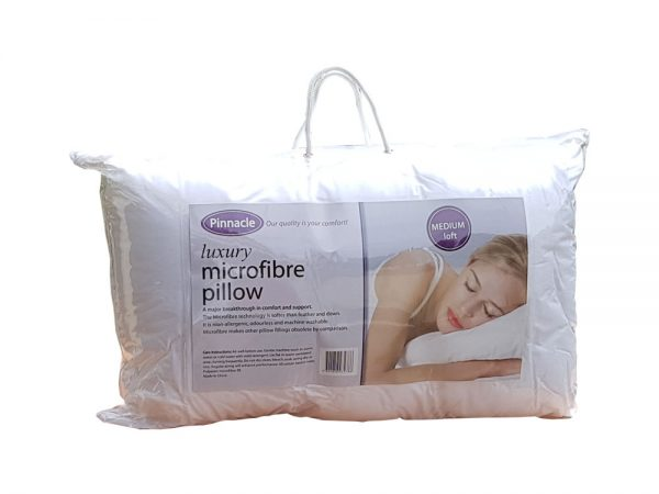 Medium Microfibre Pillow