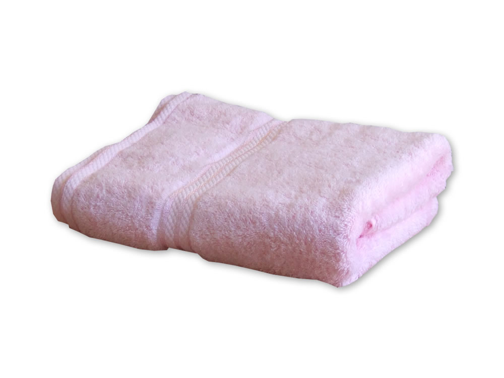 Pink Colour Towels