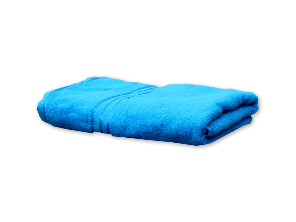 Aqua Colour Towels