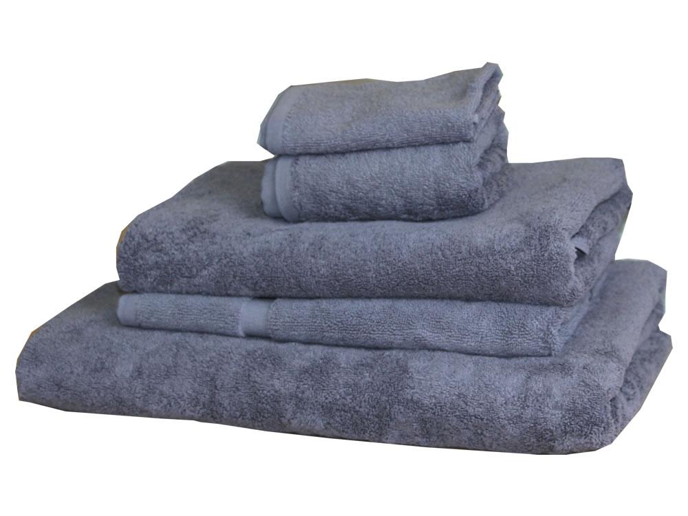 Charcoal Towels