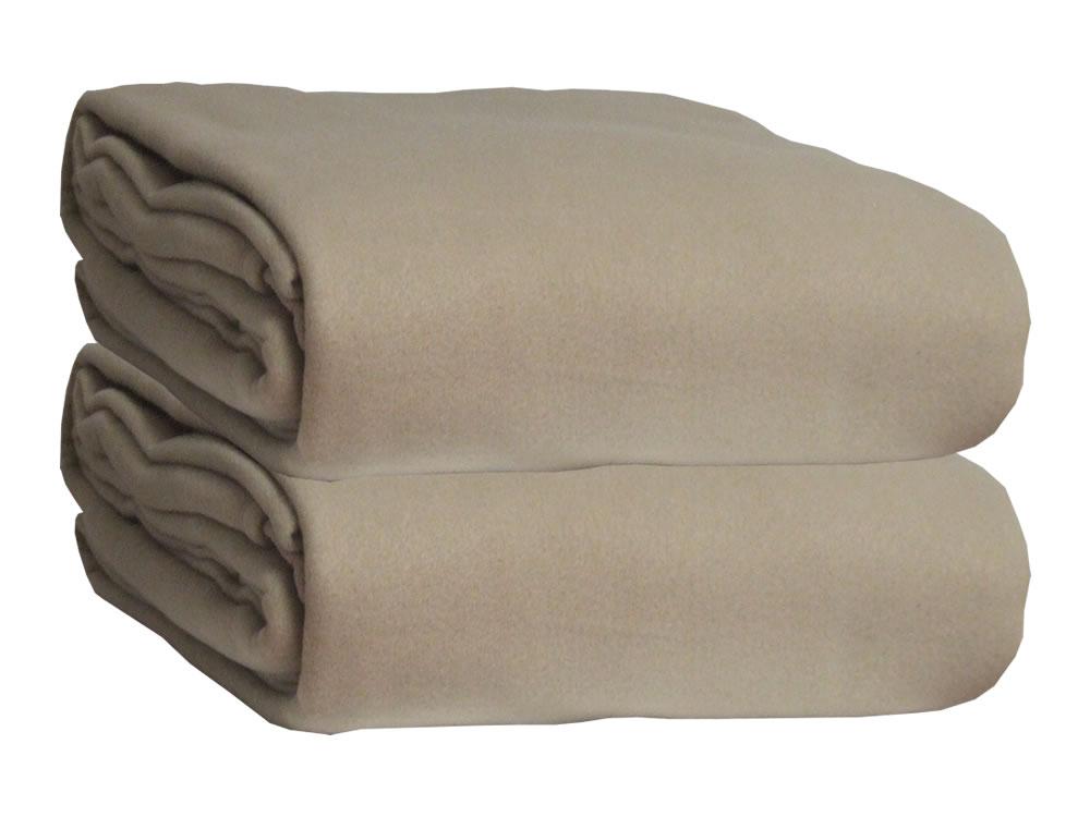 Faux Wool Blankets